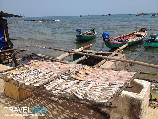 Пляж Бай Ганх Дау (Bai Ganh Dau) остров Фукуок, Вьетнам