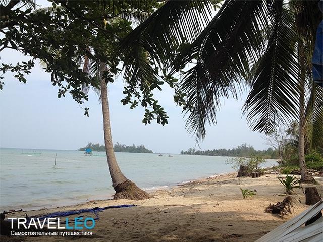 Пляж Бай Тхом (Bai Thom) остров Фукуок, Вьетнам