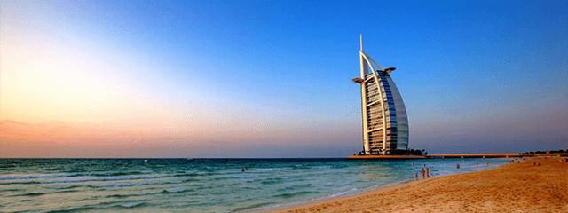 Туры в Эмираты из Спб за 28900
