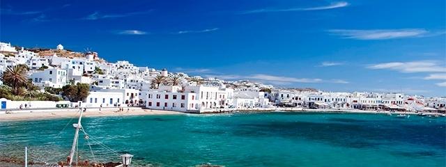 Туры в Грецию на майские праздники из Спб