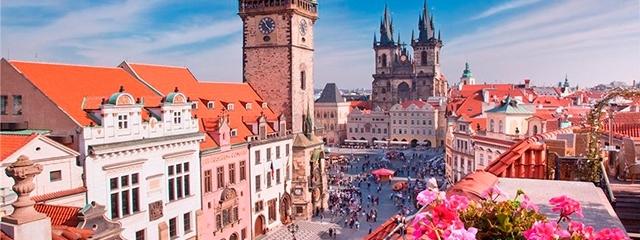 Туры в Чехию из Москвы за 9600