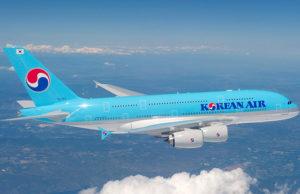Прямые регулярные рейсы из Петербурга в Сеул на Korean Air