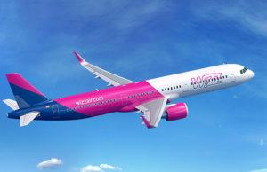 Лоукостер Wizz Air открывает прямые авиарейсы из Санкт-Петербурга в Будапешт