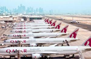Qatar Airways начнет летать из «Пулково» в декабре