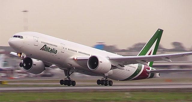 Авиакомпания Alitalia - официальный сайт, регистрация на рейс