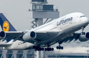 Авиакомпания Lufthansa - официальный сайт, регистрация на рейс