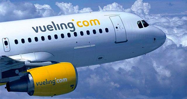Авиакомпания Vueling - официальный сайт, регистрация на рейс