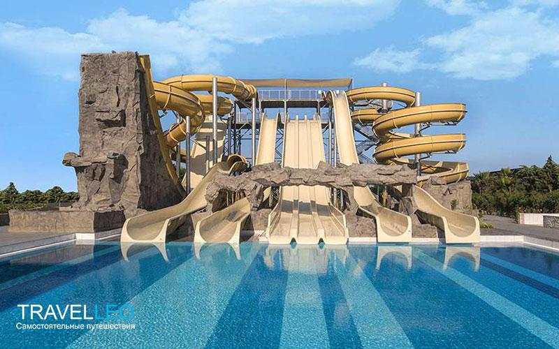 Aska Lara Resort & Spa Hotel 5*
