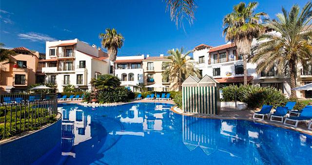 Отель PortAventura® Hotel PortAventura 4*