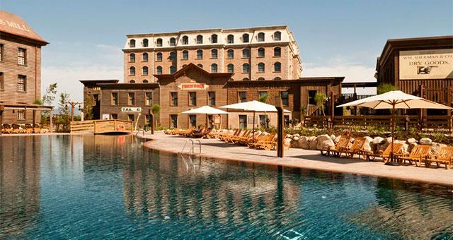 Отель PortAventura® Hotel Gold River 4*