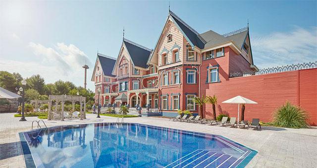 Отель PortAventura Lucy's Mansion 5*