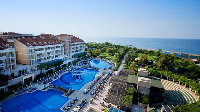 Trendy Aspendos Beach Hotel 5*