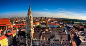Летим в Мюнхен на майских 10400 туда-обратно
