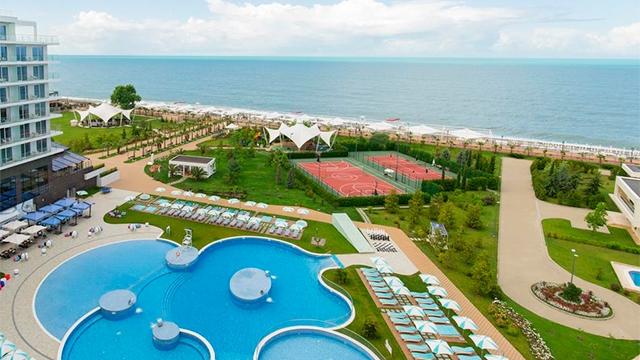 Отель Radisson Collection Paradise Resort and Spa Sochi 5*