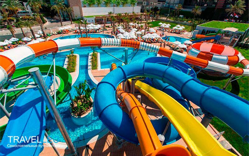 Sherwood Breezes Resort 5*