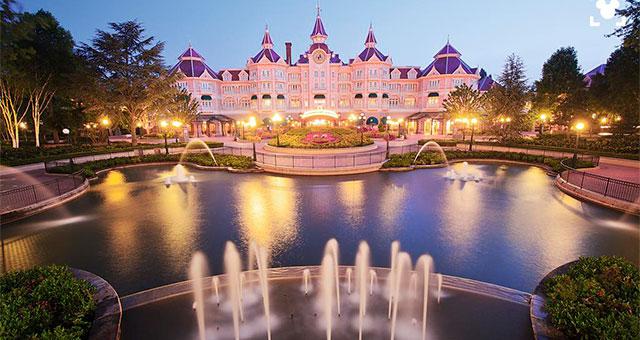 Отель Disneyland® Hotel 5*