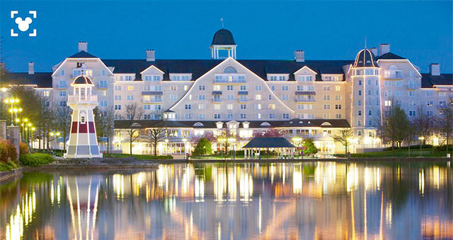 Disney's Newport Bay Club® 4*