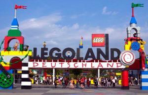 Леголенд Германия - как добраться, цены, отели рядом с парком