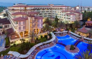 Нова Парк Отель Сиде 5* - Nova Park Hotel 5*