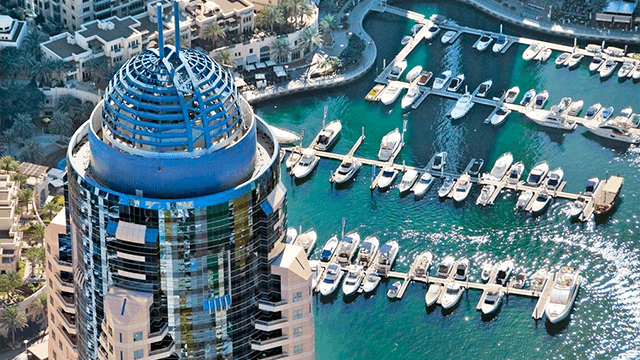 Dubai Marriott Harbour Hotel And Suites 4*