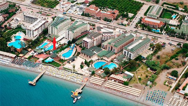 Lims Bona Dea Beach Hotel 4*