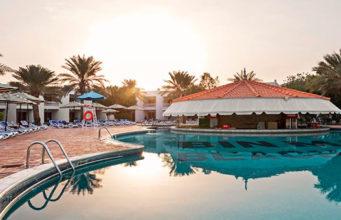 Отель Bin Majid Beach Resort 4*