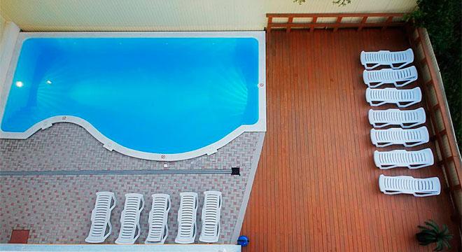 Отели в Геленджике на берегу моря - Богема Премиум Отель3*