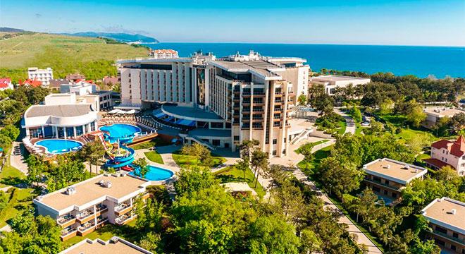 Отели в Геленджике на берегу моря - Кемпински Гранд Отель Геленджик5*
