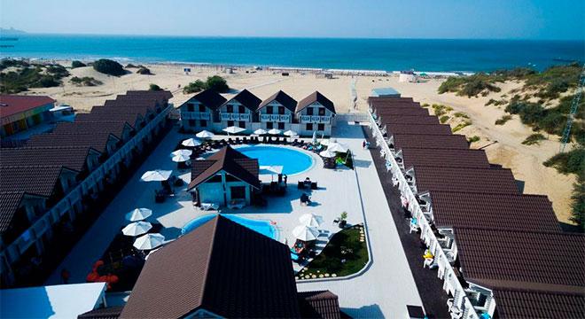 Отели в Анапе все включено с бассейном - Клуб-отель Белый пляж