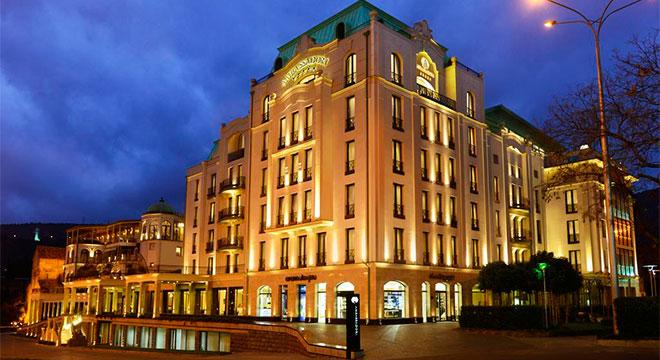 Отели в Тбилиси в центре - Ambassadori Tbilisi Hotel5*