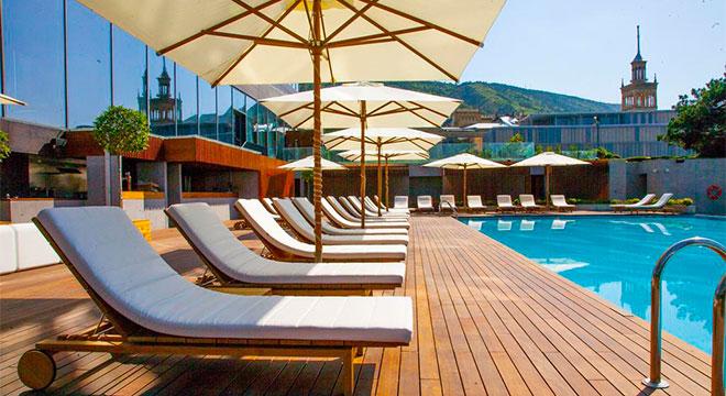 Отели в Тбилиси в центре - Radisson Blu Iveria Hotel5*