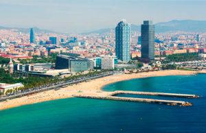5 лучших отелей Барселоны рядом с пляжем