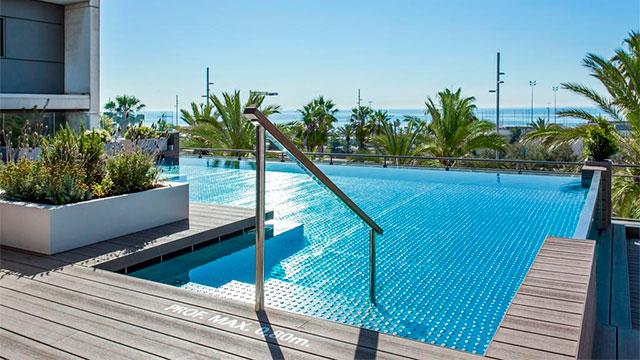 Occidental Atenea Mar - Adults Only 4* - Пляжные отели Барселоны рядом с морем