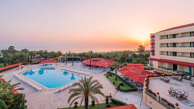 Мирамар Бич Отель 4* Турция (Сиде)