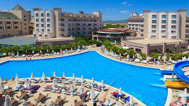 Сиде Лилиум Отель & Спа4* Турция (Сиде)