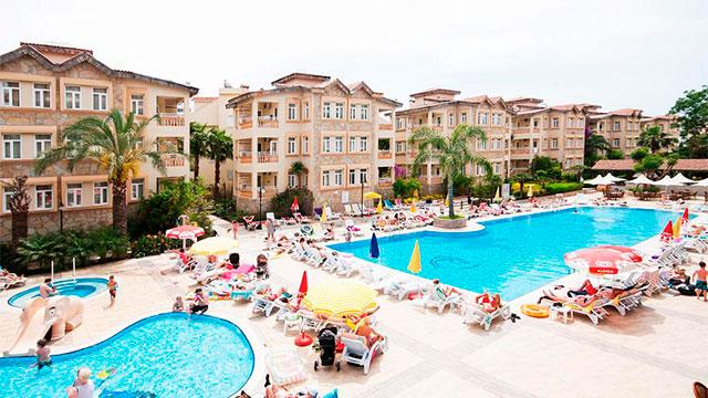 Сиде Вилладж Отель 4* Турция (Сиде)