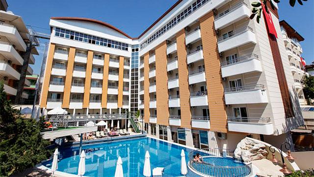 Alaiye Kleopatra Hotel4*