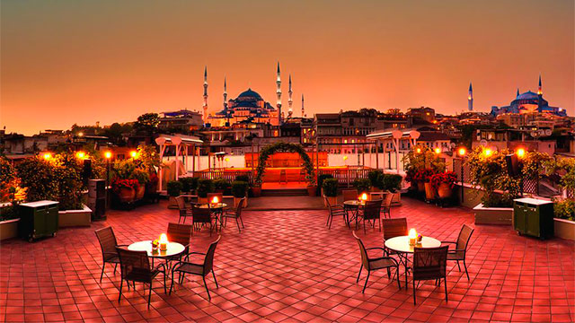 Armada Istanbul Old City Hotel 4*
