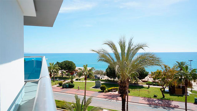 Arsi Enfi City Beach Hotel 4*