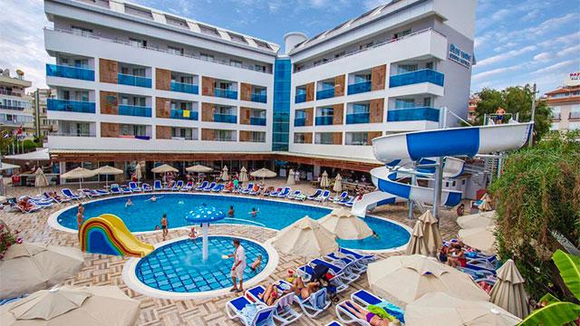 Blue Wave Suite Hotel4*