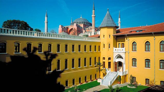 Four Seasons Hotel Istanbul at Sultanahmet5*