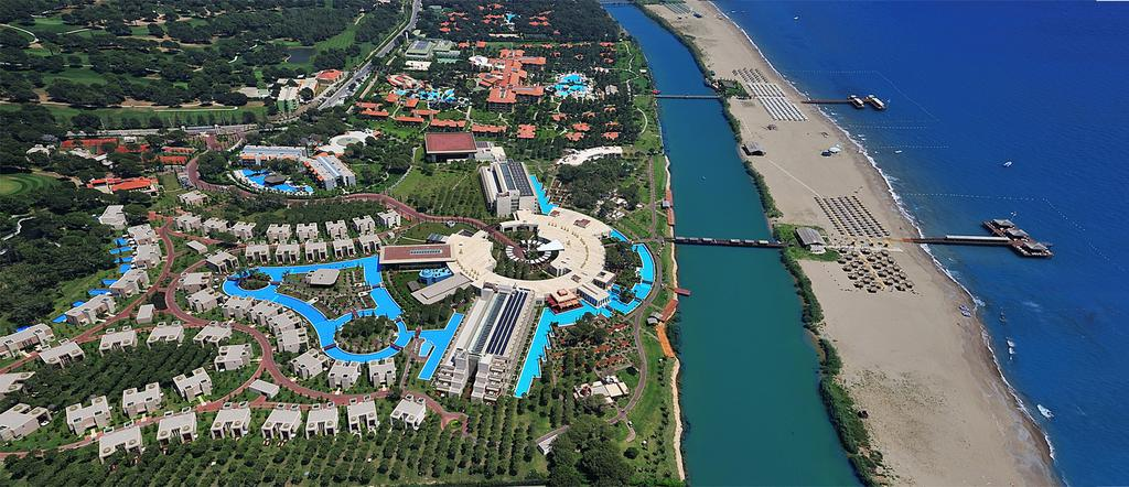 Gloria Serenity Resort 5*