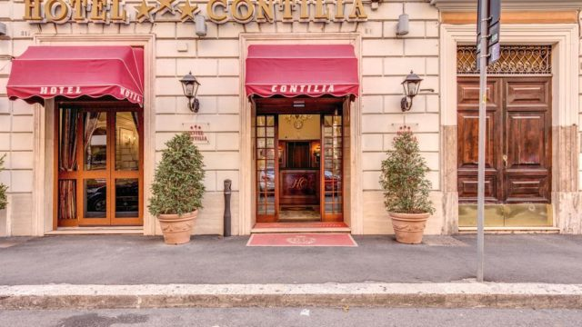 Hotel Contilia1