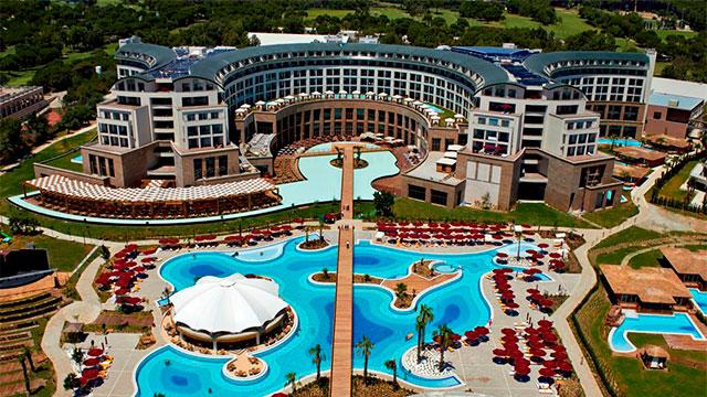 Kaya Palazzo Golf Resort5*