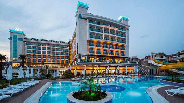 Luna Blanca Resort & SPA - Ultra All Inclusive5*