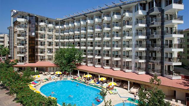 Monte Carlo Hotel 4*