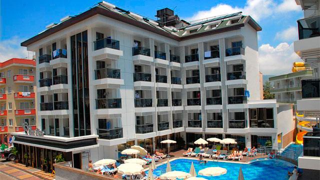 Oba Star Hotel & Spa - Ultra All Inclusive4*