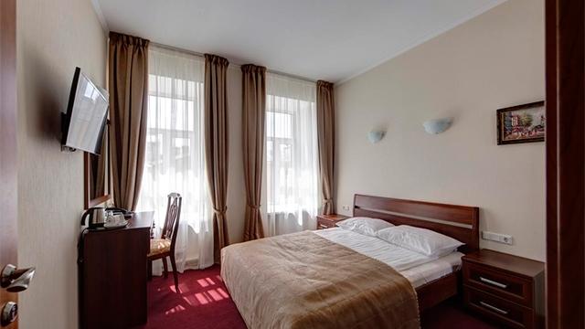 Отель Соло на Невском Проспекте 3*