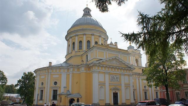 Свято-Троицкая Александро-Невская Лавра
