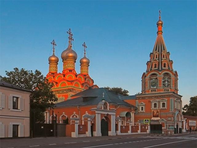 Замоскворечье - исторический район Москвы